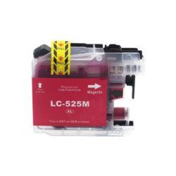 Tusz zamiennik Brother LC525XL czerwony